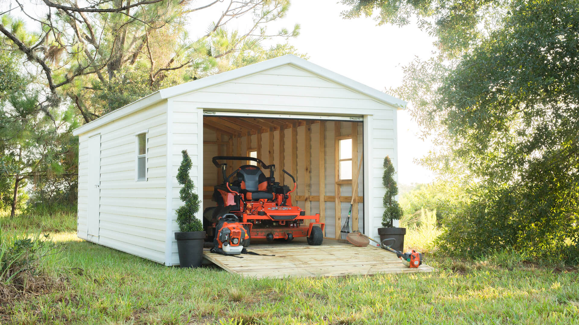 Robin Builders - Portable Storage Buildings and Utility Sheds